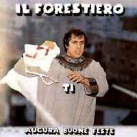 ADRIANO CELENTANO -  IL FORESTIERO - CD NUOVO