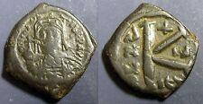 DEMI-FOLLIS   MAURICE TIBÈRE (582-602) Atelier de Thessalonique