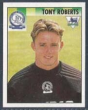 MERLIN 1995-PREMIER LEAGUE 95- #389-QUEENS PARK RANGERS & WALES-TONY ROBERTS
