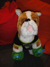 Build-A-Bear Workshop Bär Teddy TeddyBär mit Kleidung !! Dog Hund Dogge Turtles