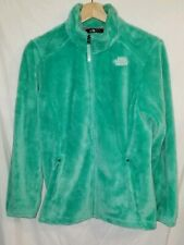 The North Face Girl's Osito Full Zip Fleece Jacket Size XL 18