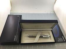 Judd's NEW Pelikan P360 Epoch Titan/Silver Fountain Pen w/Medium Nib
