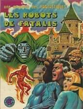 UNE AVENTURES DES FANTASTIQUES N°11 . EO . LUG .  1976 .