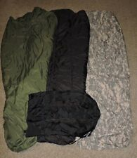4 PIECE MODULAR SLEEP SYSTEM US ARMY SLEEPING BAG PART MSS GORETEX MILITARY A