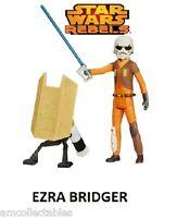 HASBRO STAR WARS REBELS - EZRA BRIDGER -  FIGUR - NEU/OVP