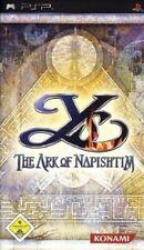 Sony PSP / Playstation Portable Spiel - Ys The Ark of Napishtim mit OVP