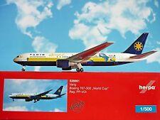 Herpa Wings 1:500  Boeing 767-300 Varig  PP-VOI  526661  Modellairport500