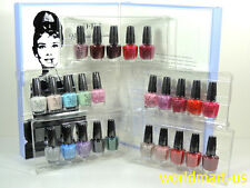 OPI Nail Polish Mini 25-Pack BREAKFAST at TIFFANY'S Holiday Mini Mani Month Kit