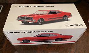 1:18 Holden Ht Monaro GTS 350 In Sebring orange