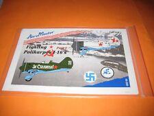 AEROMASTER DECALS (I-16) 1/48 - AMD48280