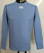 CARDIFF BLUES L/S BLUE COLD BASE LAYER BY CANTERBURY SIZE SMALL BOYS BRAND NEW