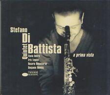 STEFANO DI BATTISTA  QUINTET  CD  A PRIMA VISTA  BLUE NOTE