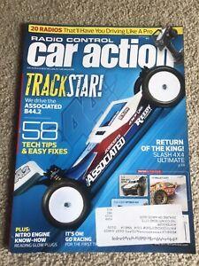 Radio Control Car Action Magazine April 2013 RC