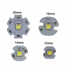 1PCS CREE XML2 XM-L2 T6 U2 10W WHITE High Power LED chip with 12/14/16/20mm PCB