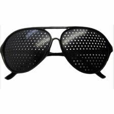 Eyesight Improvement Vision Care Exercise Eyewear Pinhole Glasses Sale Trai J9A5