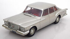 BoS 1960 Plymouth Valiant Sedan Silver LE of 1000 1:18 Rare Find!*New!