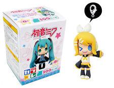 Movic Vocaloid Hatsune Miku Color Colle- Kagamine Rin Figure - nendoroid petite