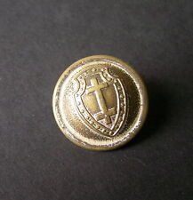1930s Authentic Lithuanian Army Uniform Button