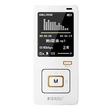 RUIZU X10 4GB Sport Mini Screen Clip USB MP3 Media Player Micro SD TF Card Black