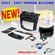 PAC RPK4-HD1101 DASH INSTALLATION MOUNTING KIT FOR 2003-2007 Honda Accord NEW!