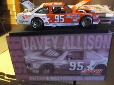 2000 DAVEY ALLISON 95 MILLER 1986 NOVA 1 24TH SCALE DIECAST