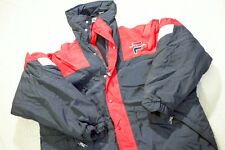 Vintage Fila Coat Winter Jacket 90s XL Hip Hop