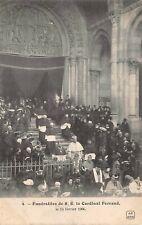 Funérailles de S. E. le Cardinal Perraud, Le 15 février 1906