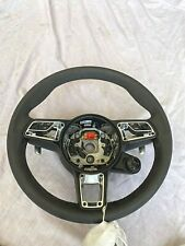 PORSCHE CAYENNE Multi function Steering Wheel with sports shifter Black