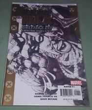Ultimate Wolverine vs. Hulk Director's Cut -Collects #1 & 2 (2006 Marvel)