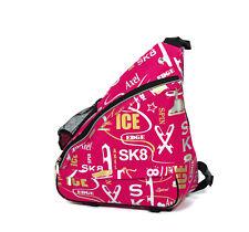 Figure Skating Bags Shoulder Bag Jerry's 6004 Deep Pink