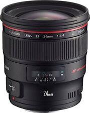 Canon SingleFocus WideAngle Lens Ef24Mm F1.4L Ii Usm Full-Size