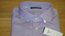 Gestreifte Ralph Lauren normale klassische Herrenhemden