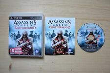 PS3 - Assassin's Creed Brotherhood - (OVP, mit Anleitung)