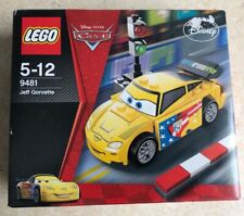 "JEU ""LEGO"" - ""DISNEY CARS - JEFF GORVETTE"" - 9481 - RARE"