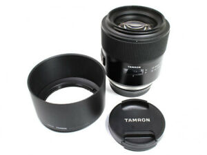 Tamron SP 85 mm F/1.8 Di VC USD F016 Lens For Canon EF **EXCELLENT+**
