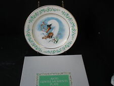 Vintage 1975 Avon Gentle Moments Plate By Enoch Wedgwood Tunstall England