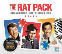 Various Artists : The Rat Pack: 60 Classic Songs from the Kings of Cool CD Box