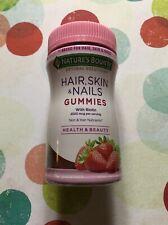 Nature's Bounty Hair Skin & Nails Gummies W Biotin 2500 Mcg Serving 40 Ct 01/21