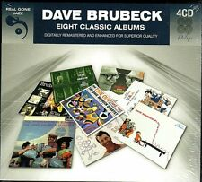 Dave Brubeck~Eight Classic Albums~BRAND NEW 4 CD SET~Free Fast 1st Class Mail