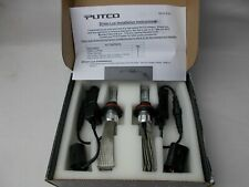 Putco 309004 Silver Lux 9004 LED Headlight Conversion Kit without Anti-Flicker