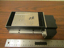 Opto-Micron FX610 No. 610358 Precision Motorized Mechanical Stage