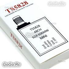 Mini TS5828 5.8GHz 600mW 48CH Wireless Audio Video AV Transmitter for FPV