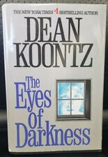 The Eyes of Darkness by Dean Koontz (1996,1981 Hardcover)
