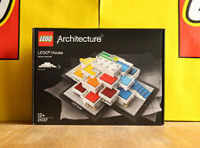 Lego Architecture 21037 Lego House Billund Denmark nuevo embalaje original Exclusive set