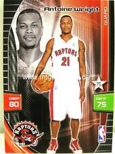 Panini NBA Adrenalyn XL - Antoine Wright - Toronto