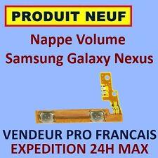 ✖ NAPPE BOUTON VOLUME SAMSUNG GALAXY NEXUS i9250 FLEX ✖ NEUF GARANTI ENVOI 24H ✖