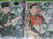 YOUR CHOICE OF TURKEY OR DUCK HUNTING PLAY COSTUME NEW