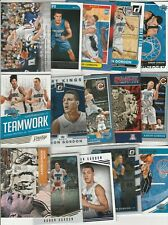 AARON GORDON LOT (31) DIFFERENT W/ 4 ROOKIES 2014-15 RC 6 INSERTS ARTIST PROOF