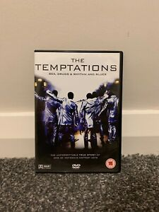 The Temptations [DVD] - DVD AEVG Fast Free Post