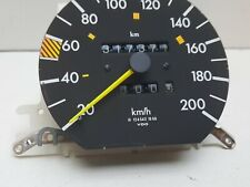 MERCEDES  Tacho  W124  Kombiinstrument 1245421966 VDO 124 542 19 66